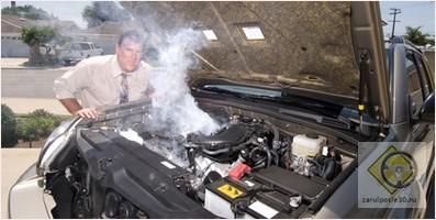 Может ли греться двигатель из за зажигания