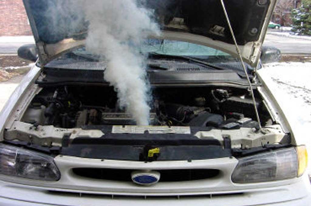 10 причин почему греется двигатель автомобиля