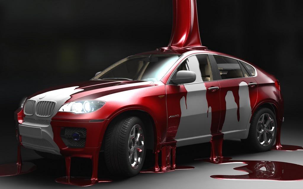 Рекомендации при покраске автомобиля
