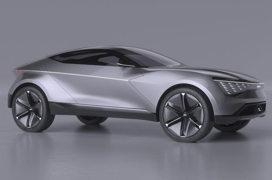 Новый концепт Kia Futuron Concept