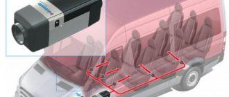 Автомобильные автономные отопители для комфортных поездок