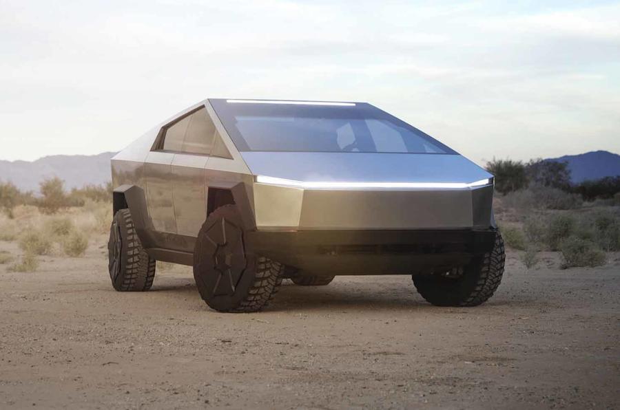 Новый Tesla Cybertruck показал: 100 км в час за 2,9 с