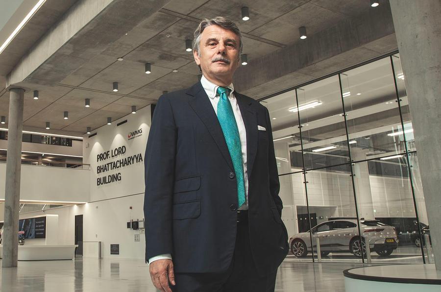 Будущее Jaguar Land Rover, по словам генерального директора Ральфа Спета