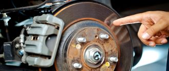 Тормозные диски, причины поломок и правила замены