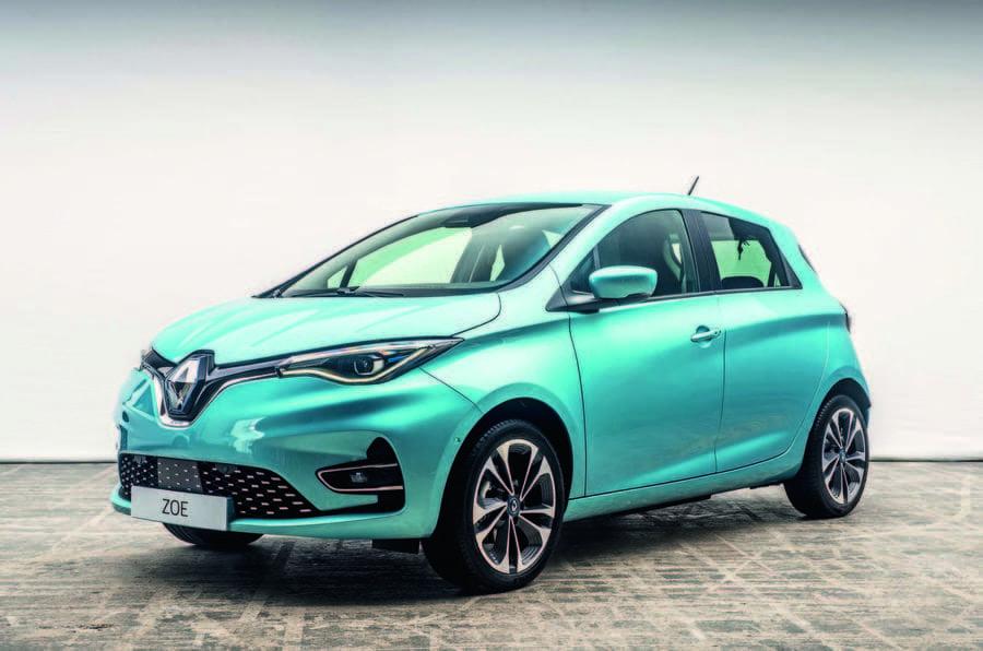 Renault прекращает лизинг аккумуляторов для электрических Zoe