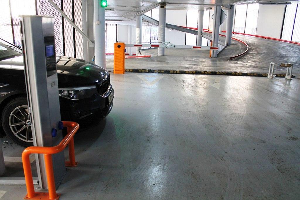 Плюсы автоматических парковочных систем