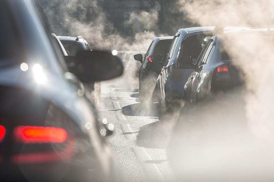 Растущие продажи внедорожников приводят к росту выбросов автомобилей