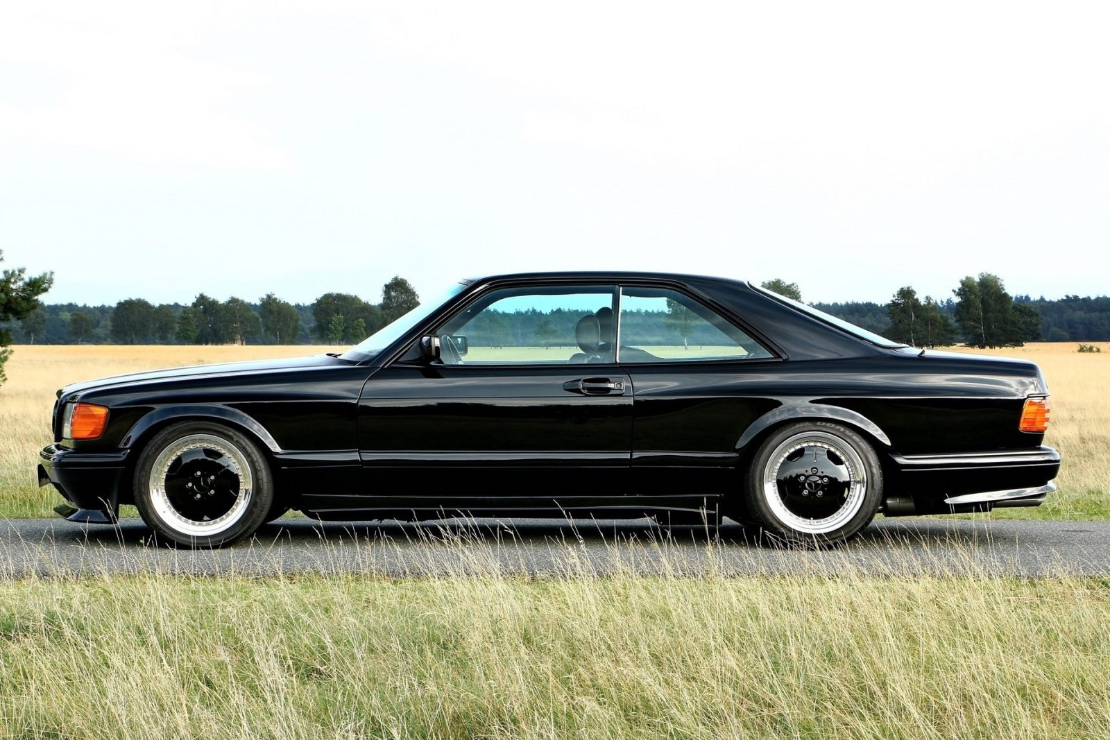 1984 Mercedes-Benz S-Class 560 SEC Widebody (AMG)