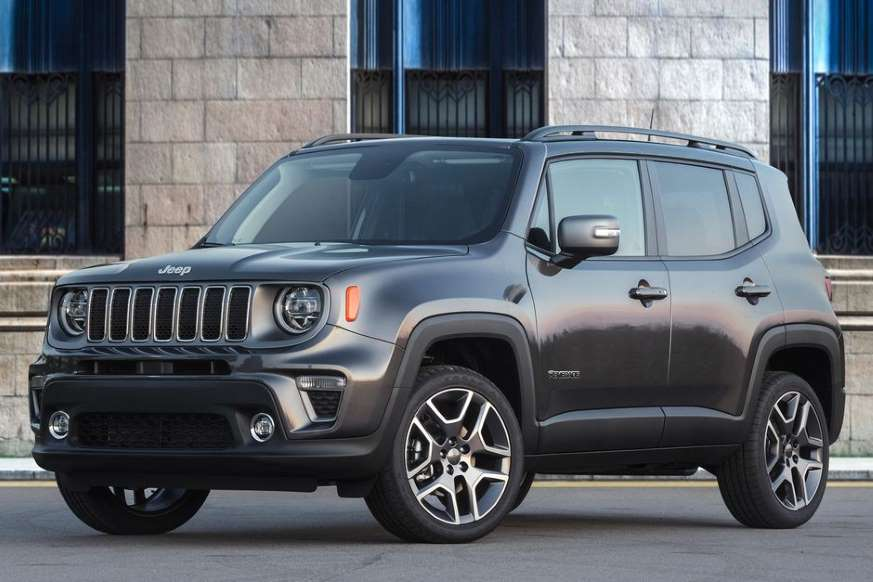 2020 Jeep Renegade проходит в ТОП по безопасности после тестов