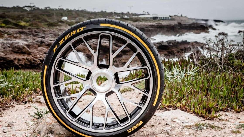 Pirelli объявил о шине, которая подключается к Интернету