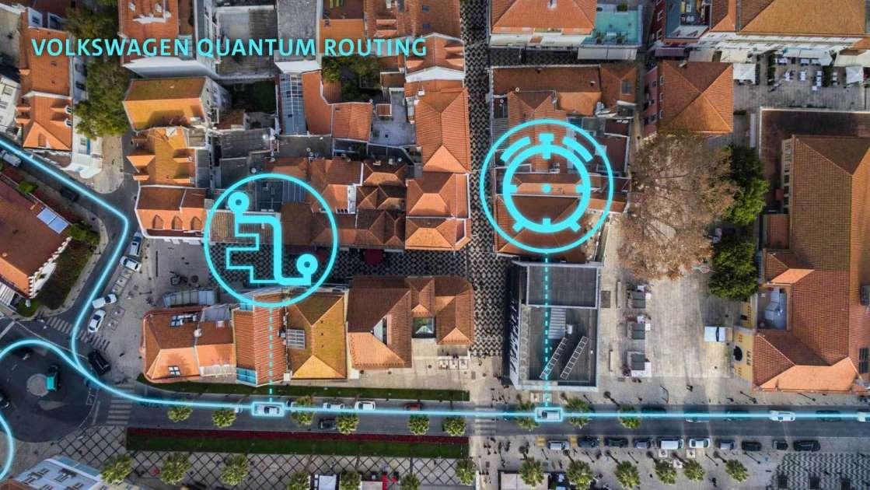 Ученые Volkswagen используют квантовые вычисления для решения дорожного хаоса