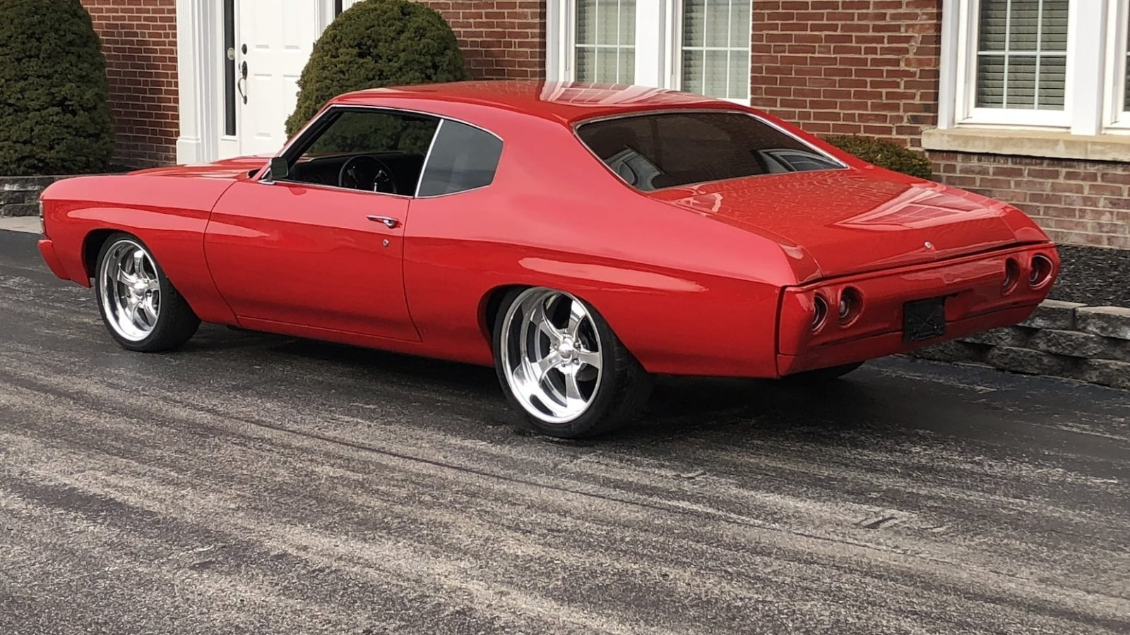 1971 CHEVROLET CHEVELLE PRO TOURING