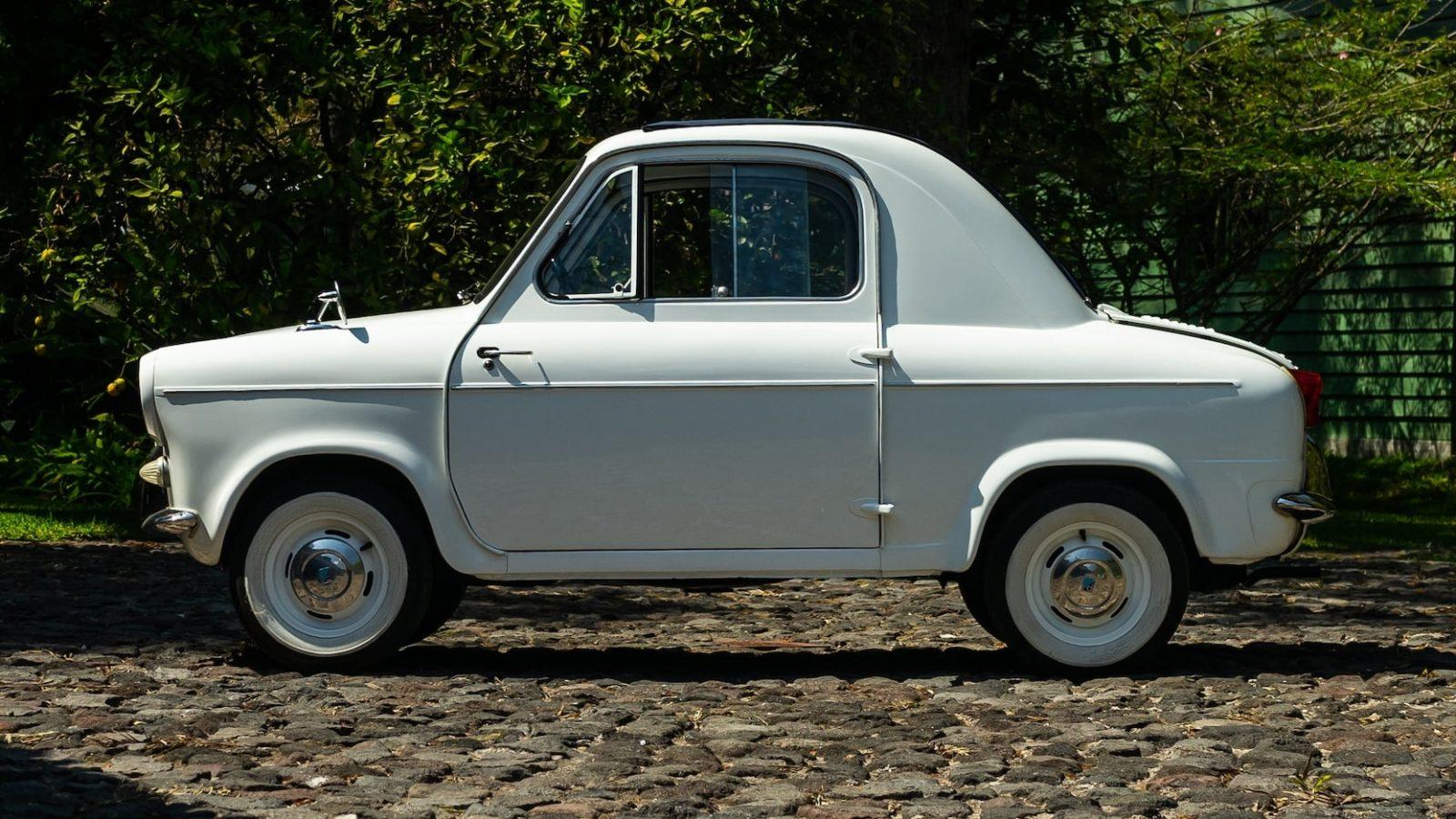 1961 VESPA 400 CABRIOLET