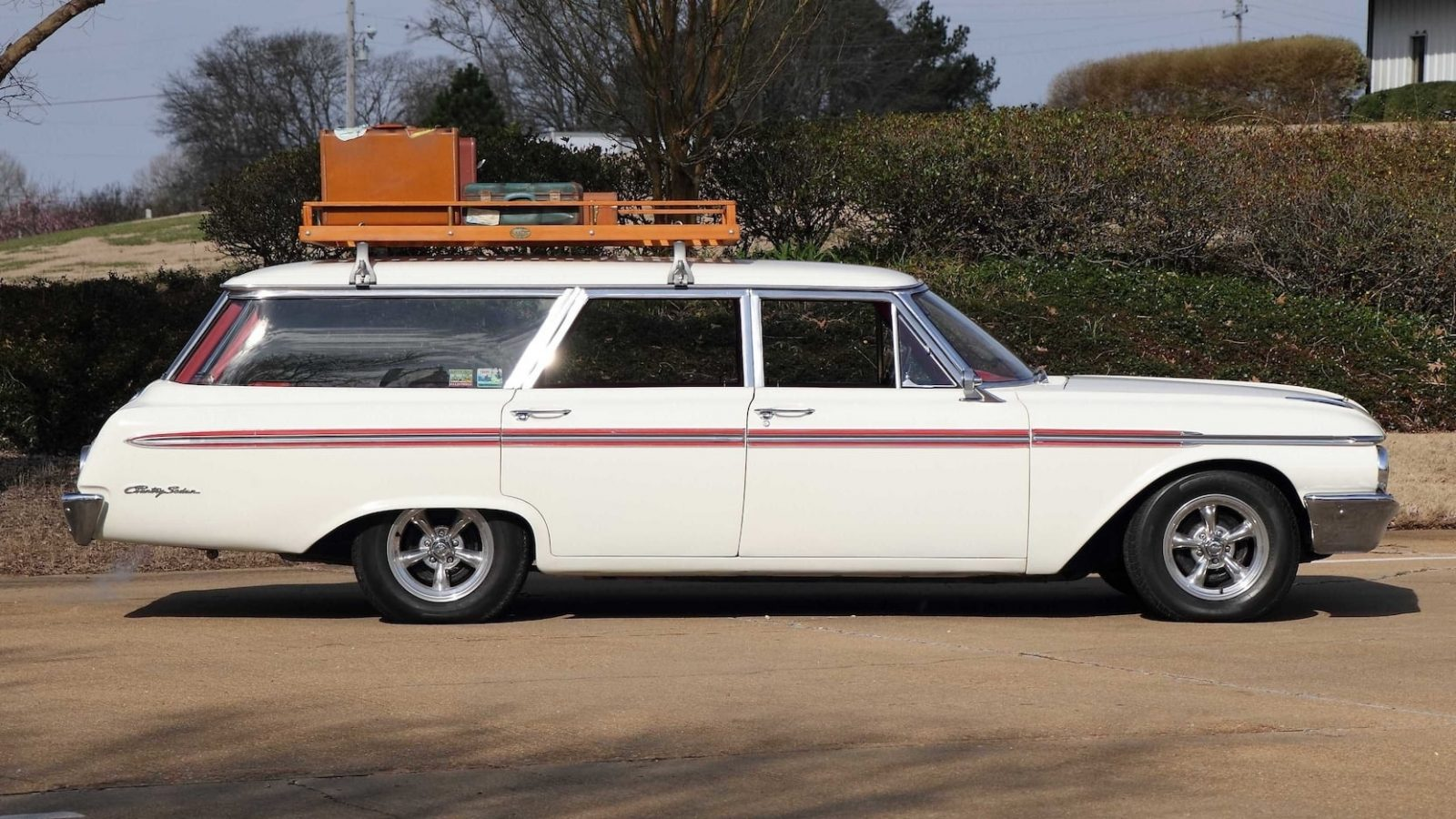 1962 FORD COUNTRY SEDAN WAGON