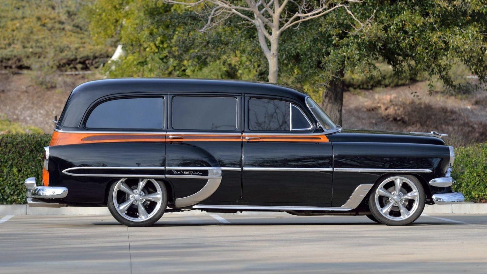 1954 CHEVROLET 210 CUSTOM