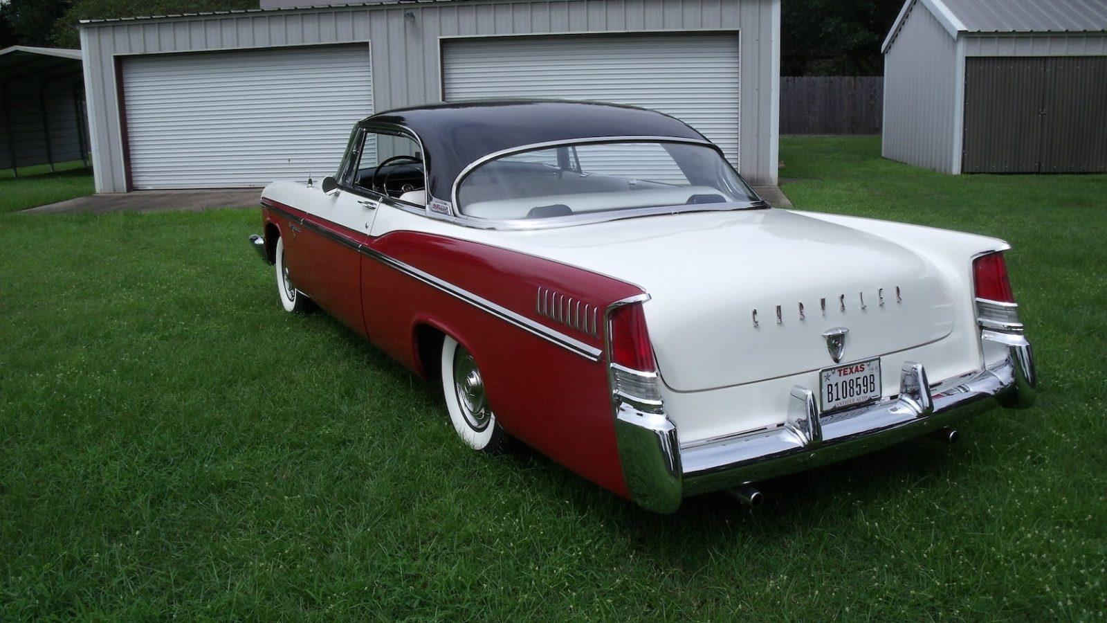 1956 CHRYSLER NEW YORKER ST REGIS