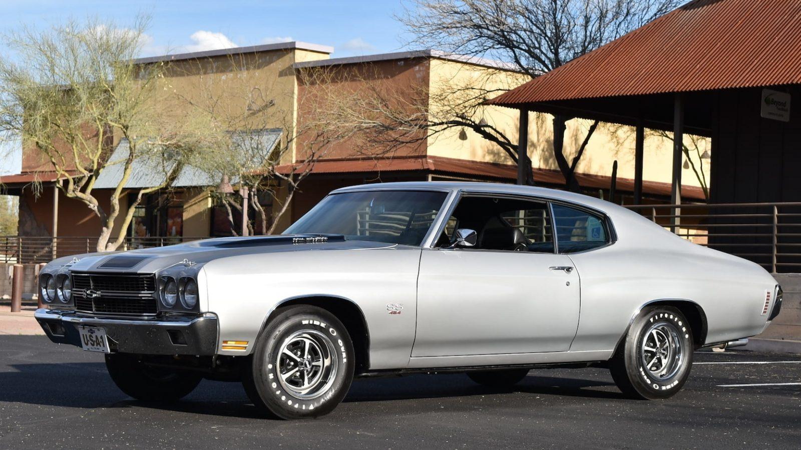 1970 CHEVROLET CHEVELLE LS6