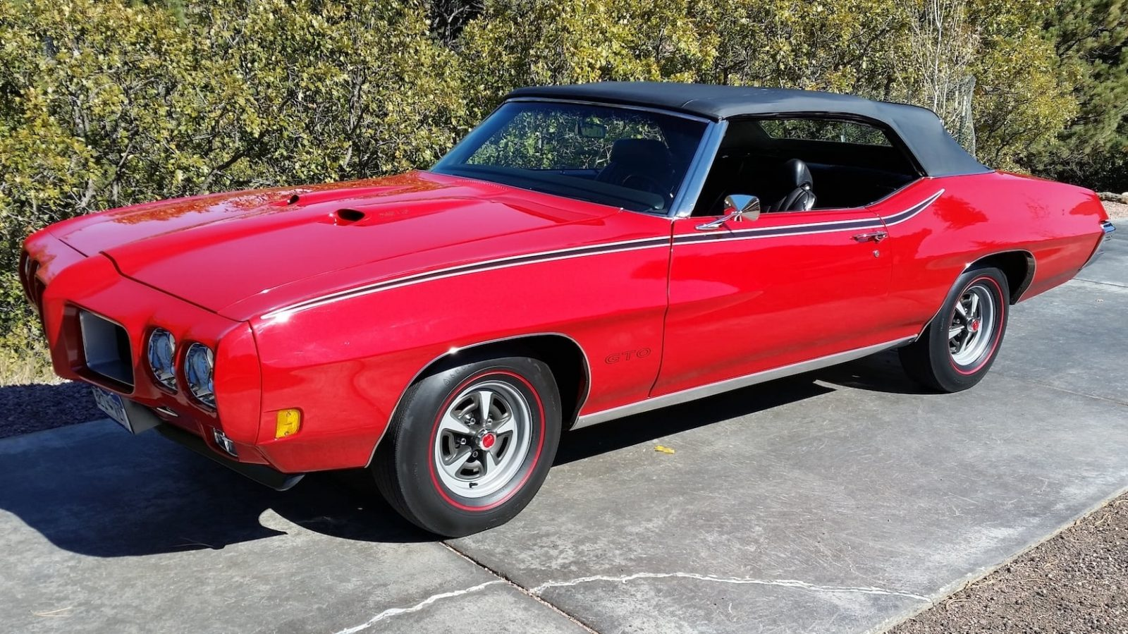 1970 PONTIAC GTO RAM AIR III