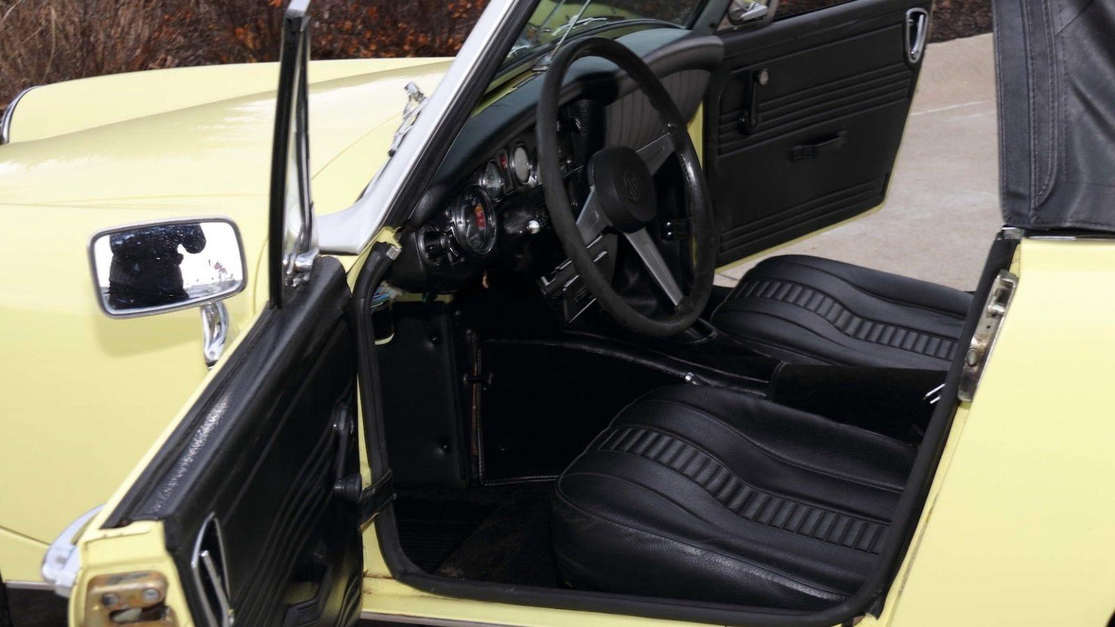 1976 MG MIDGET ROADSTER