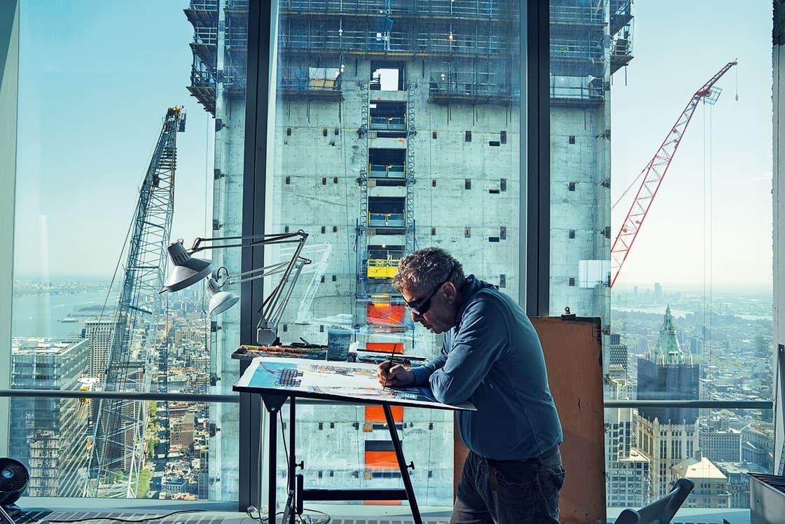 Как правильно построить небоскрёб?