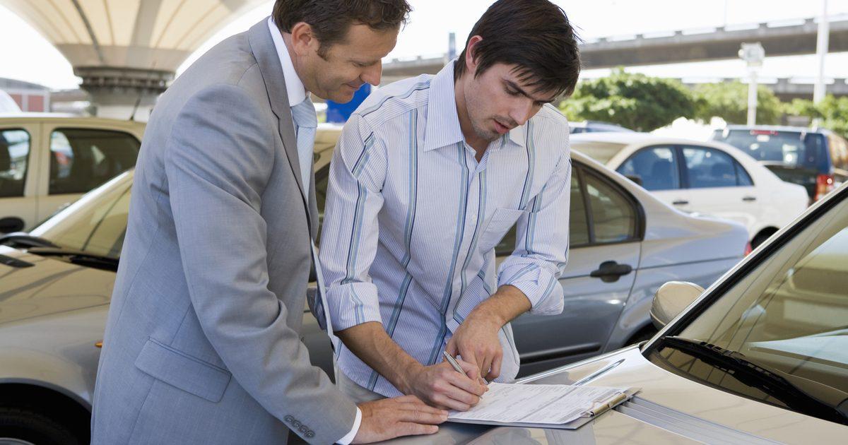 Как купить в кредит подержанный автомобиль