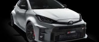 Toyota планирует представить горячий хэтч-бэк для американского рынка