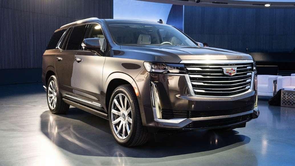 Cadillac Escalade 2021 года получит новый дизельный двигатель