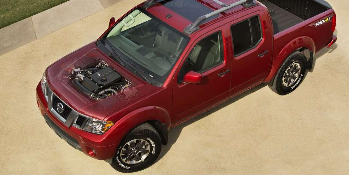 Nissan Frontier 2020 получит новый двигатель