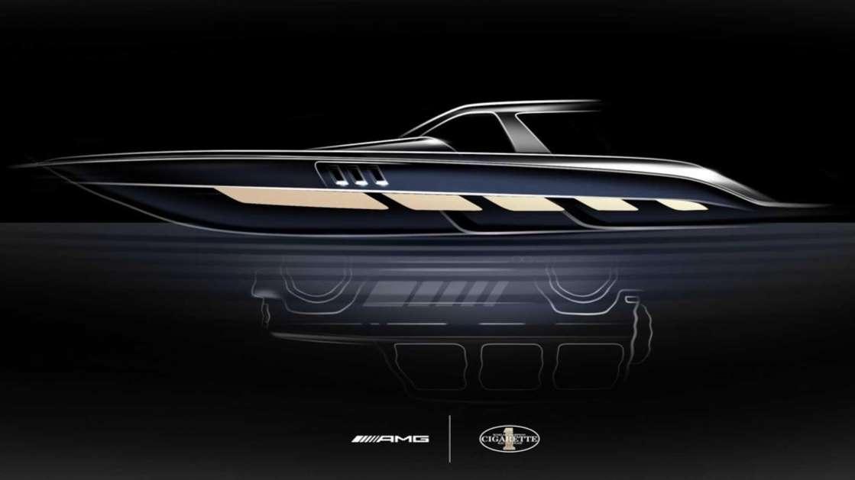 Mercedes G-Class создаст скоростной катер