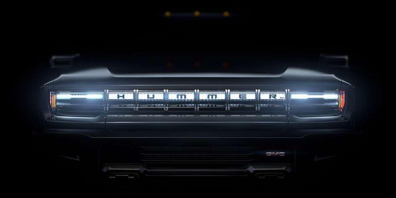 Hummer Electric Pickup: все, что мы знаем