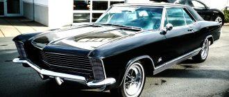 Фотографии автомобиля BUICK RIVIERA 1965 года.