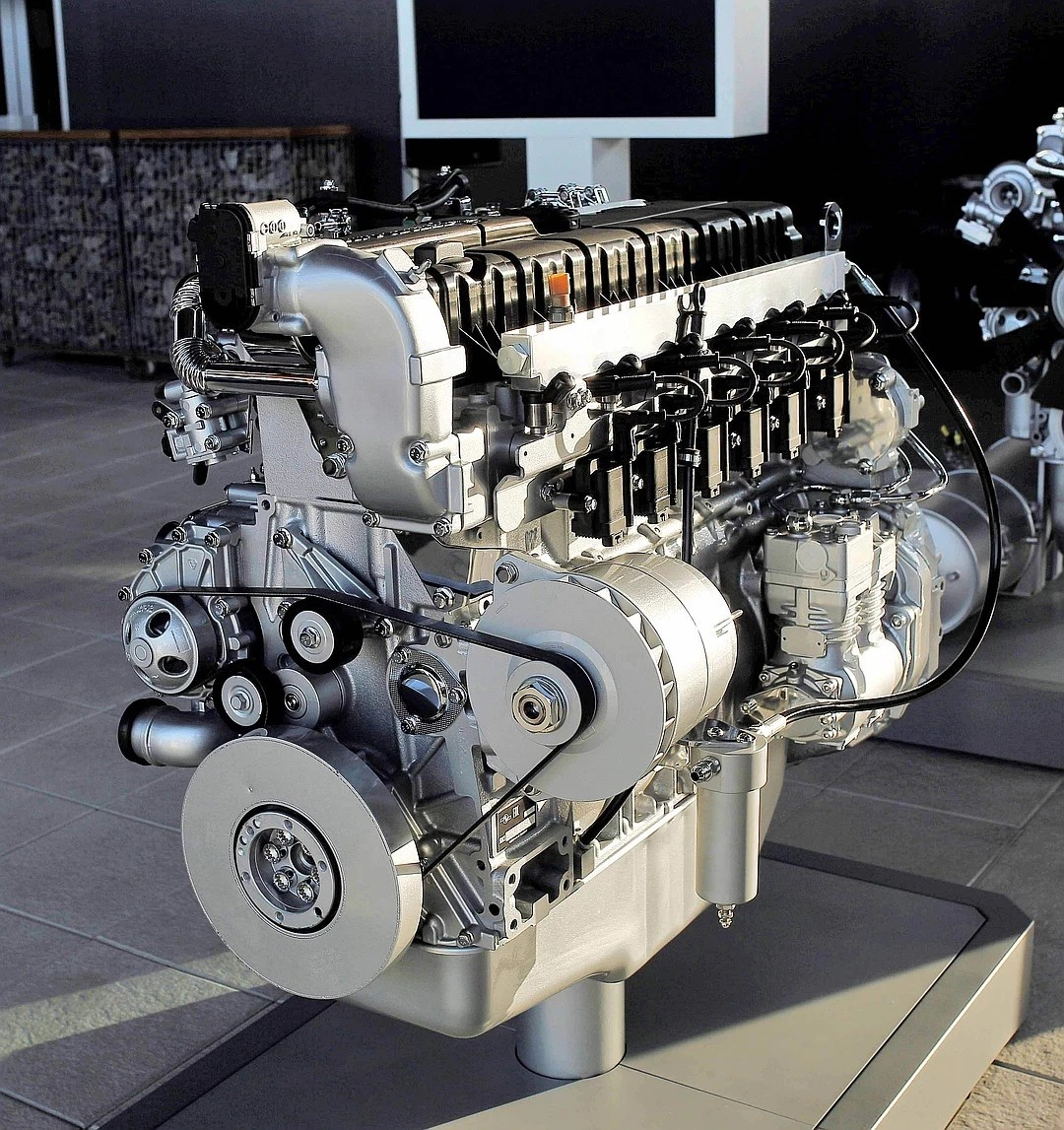 Большой мотор для больших задач