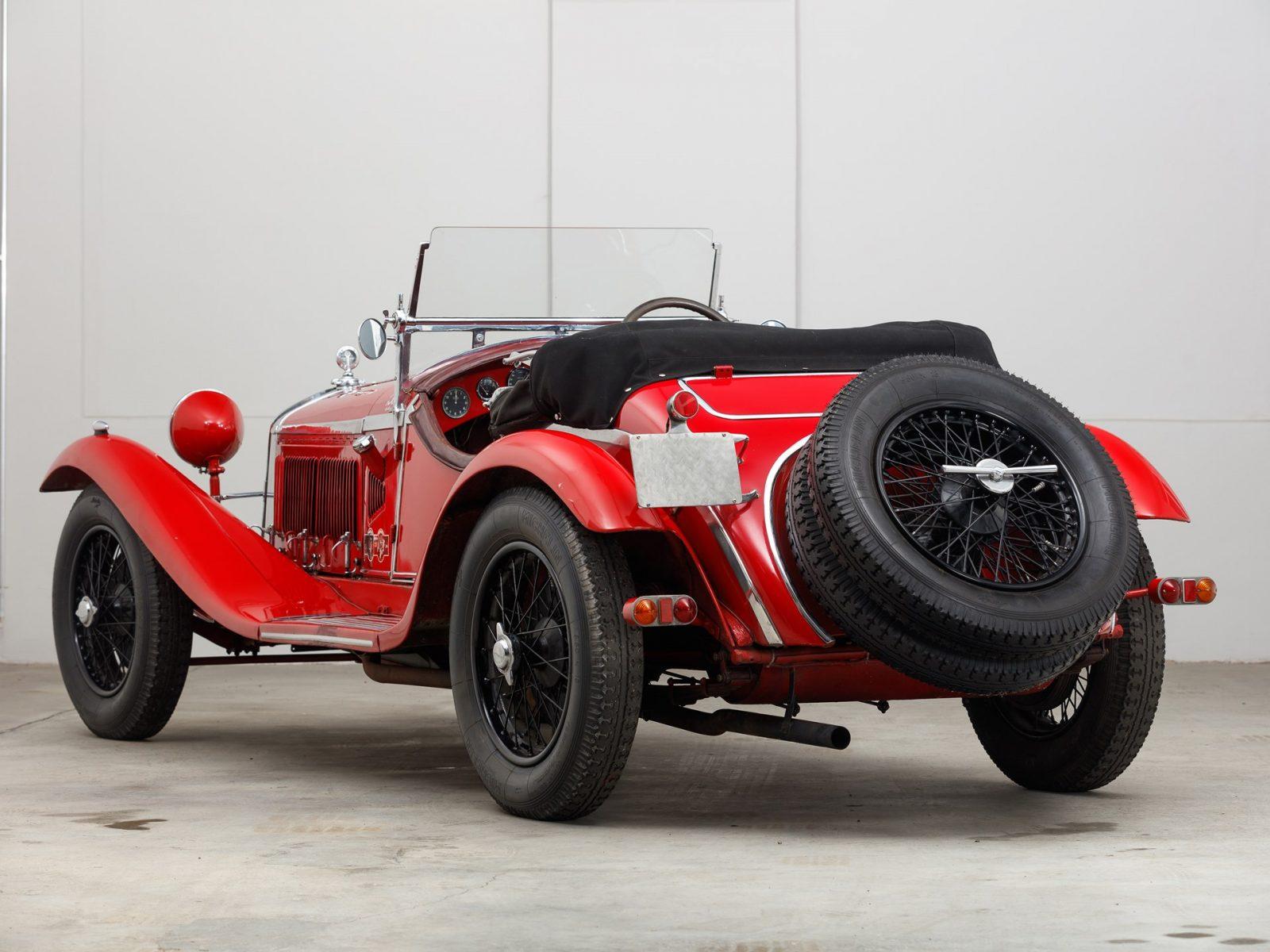 1930 Alfa Romeo 6C 1750 Gran Sport