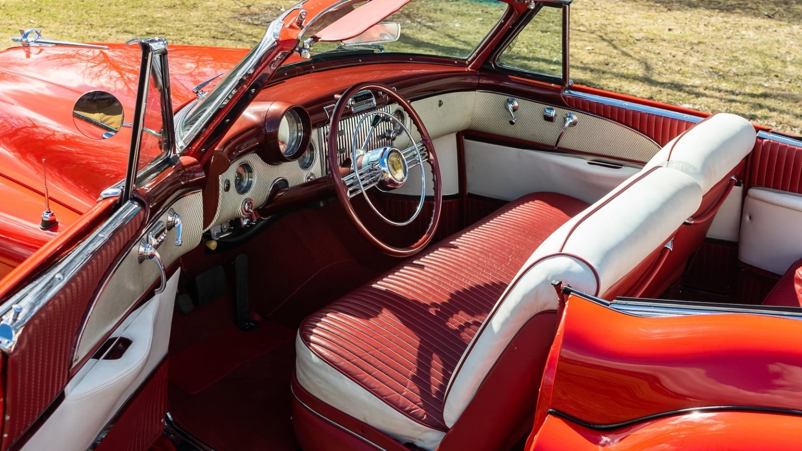 1953 BUICK SKYLARK CONVERTIBLE COUPE