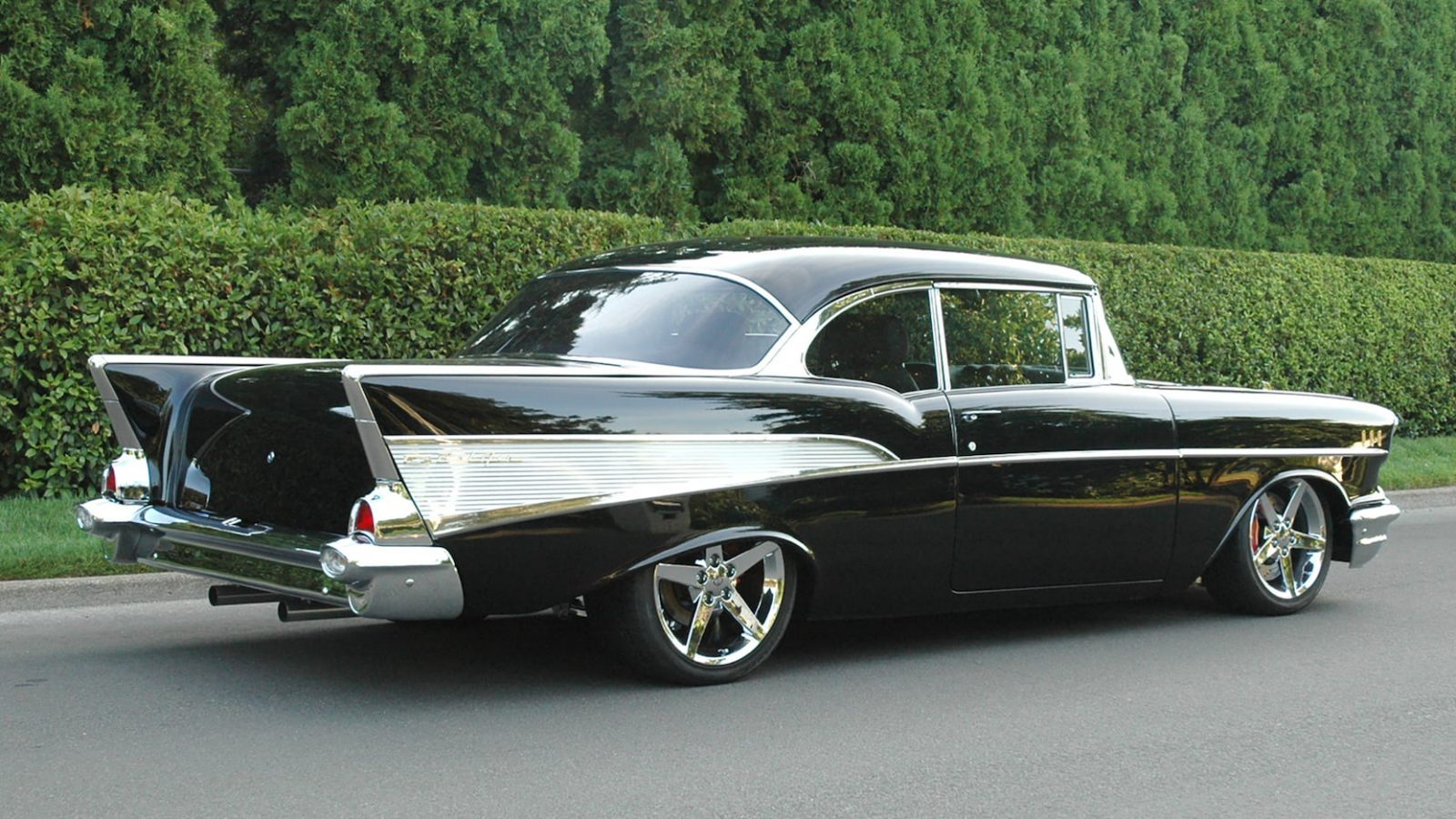 1957 CHEVROLET BEL AIR1