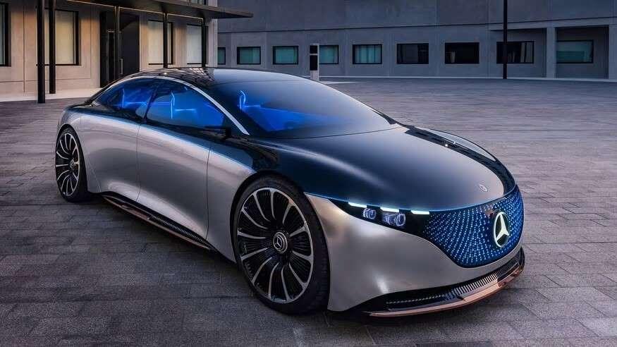 Mercedes-AMG, по сообщениям, конкурирует с Tesla Model