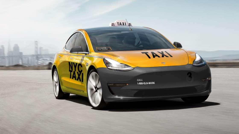 Илон Маск: Тесла Роботакси будет готов в этом году