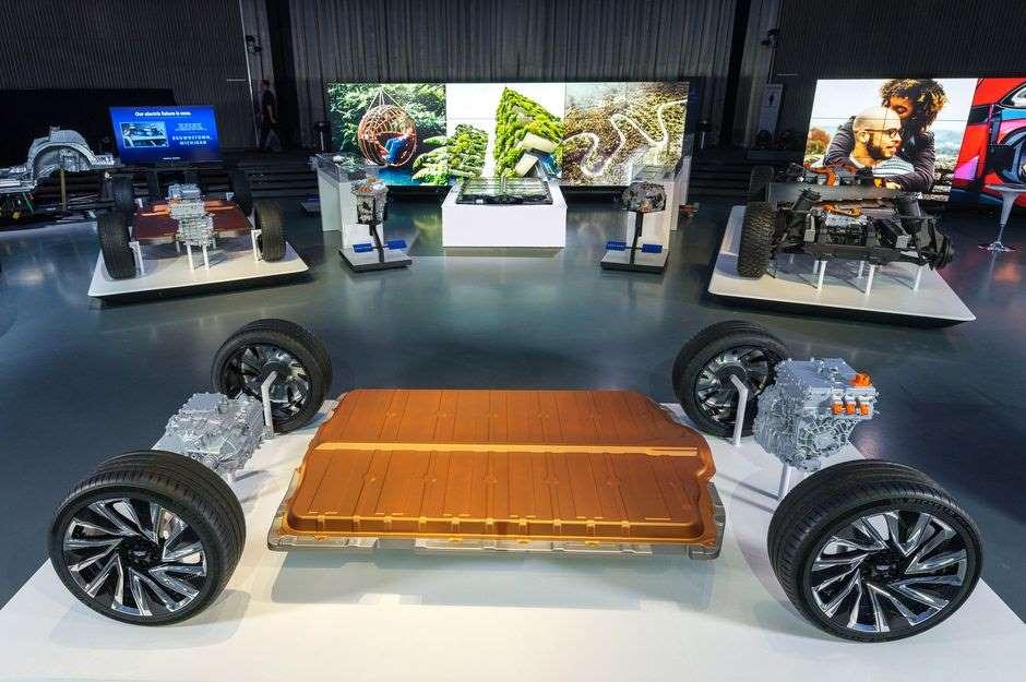GM и Honda совместно разрабатывают 2 новых электромобиля