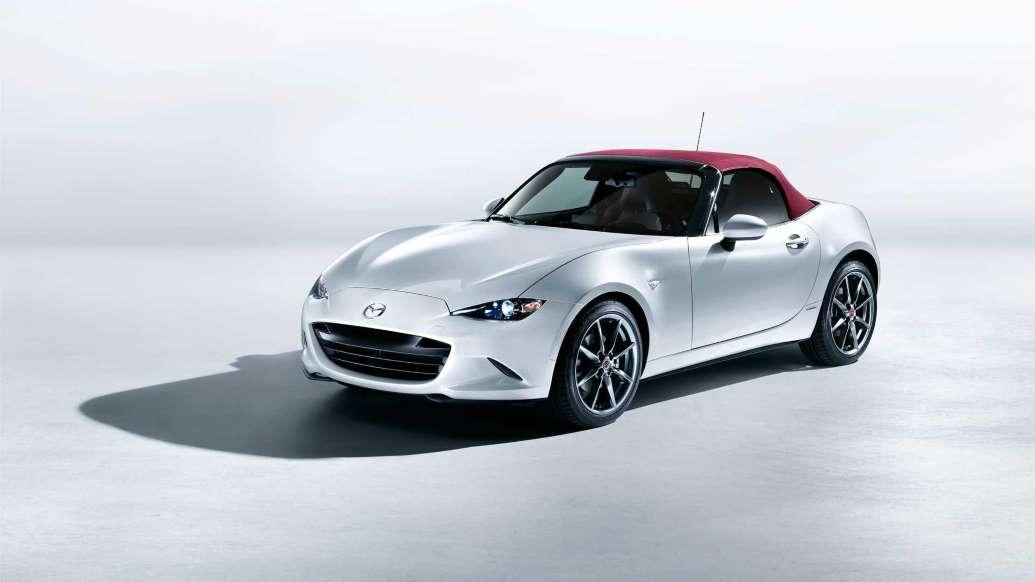 Mazda отмечает 100-летие юбилейным изданием для многих моделей