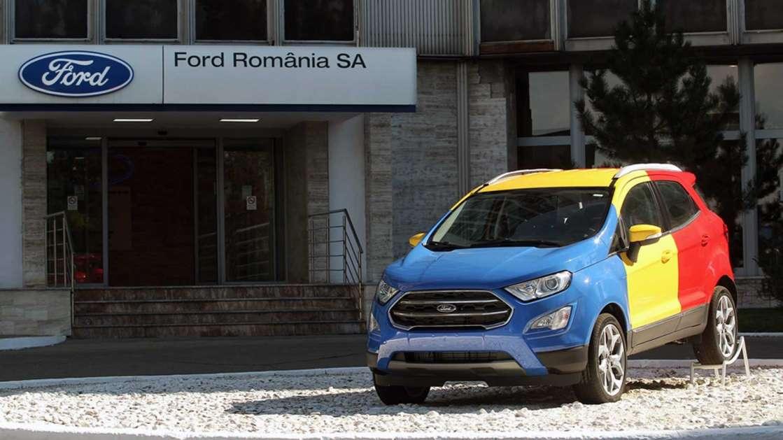 Перезапуск производства Ford в Европе отложен до 4 мая