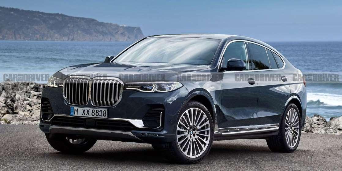 BMW подали заявку на регистрацию товарного знака X8 и X8 M