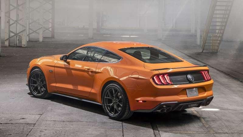 Следующий Ford Mustang будет выпущен в 2022 году с полным приводом и гибридным двигателем