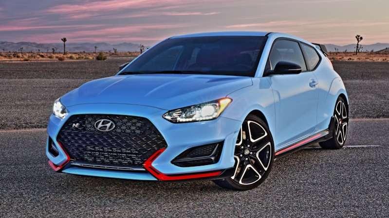 Hyundai Veloster N получит 2,5-литровый турбированный двигатель с 300 лошадиными силами