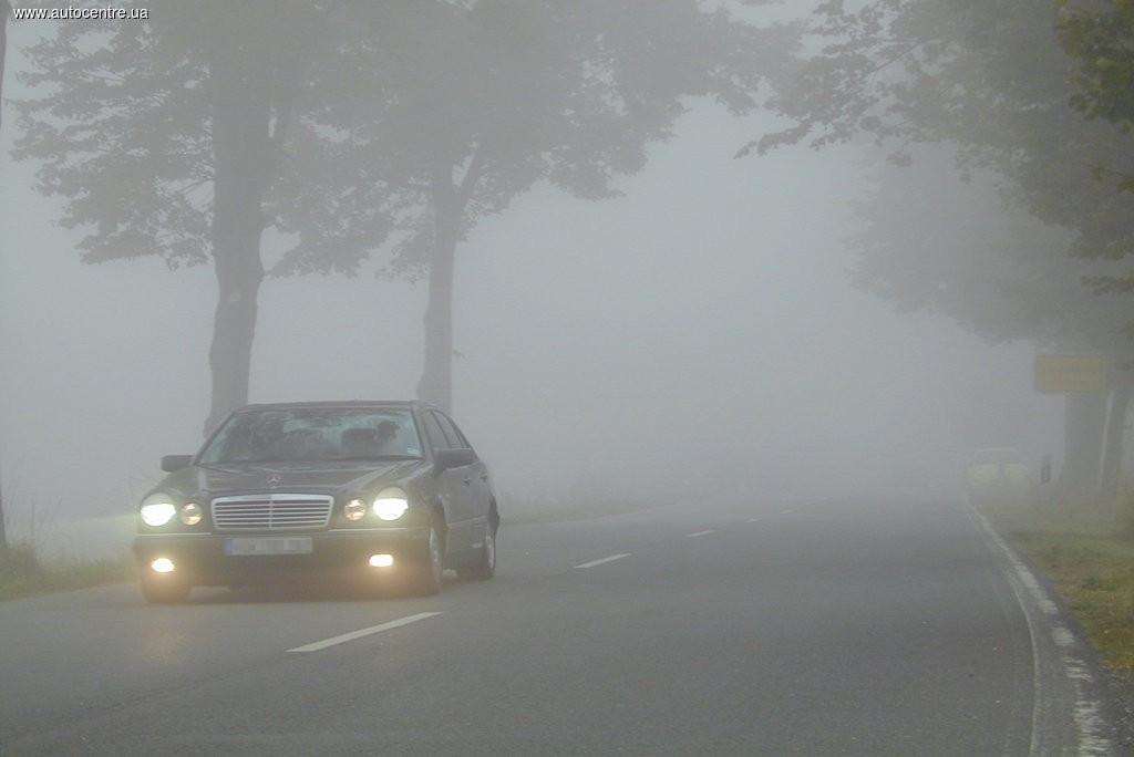 Как безопасно ездить на автомобиле в туманную погоду?
