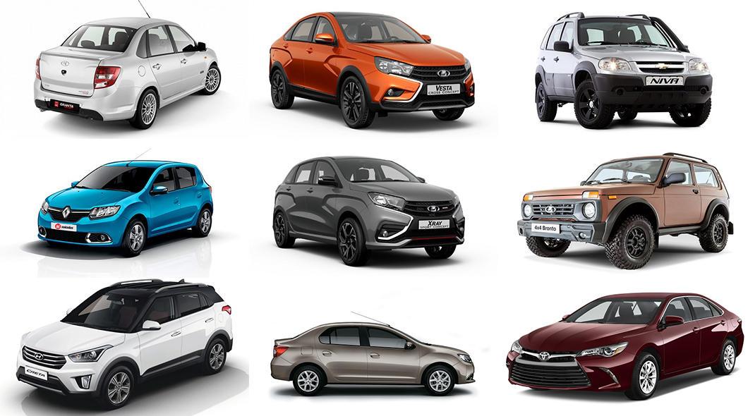 Самые популярные автомобили в России - достоинства и недостатки