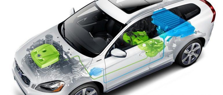 Гибридные автомобили: достоинства и недостатки