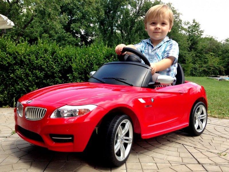 Готовим ребенка к азам вождения автомобиля