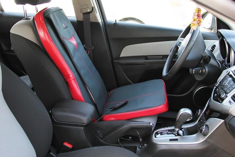 Выбираем массажные кресла и накидки для автомобиля