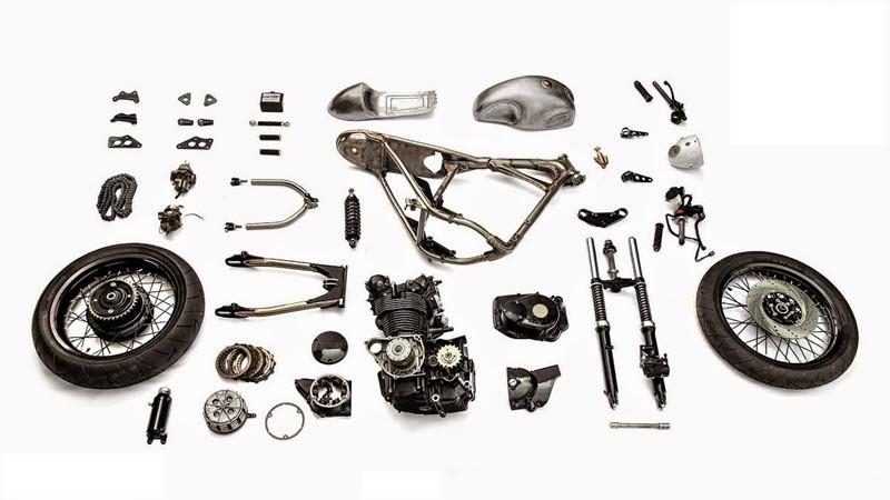Качественные комплектующие для мотоциклов