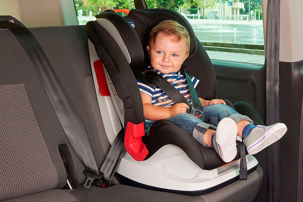 5 Советов и рекомендаций по выбору детских кресел в автомобиль